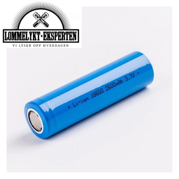 18650 batteri